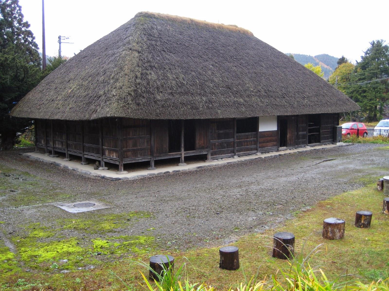 Former Kasaishi Residence  重要文化財旧笠石家住宅