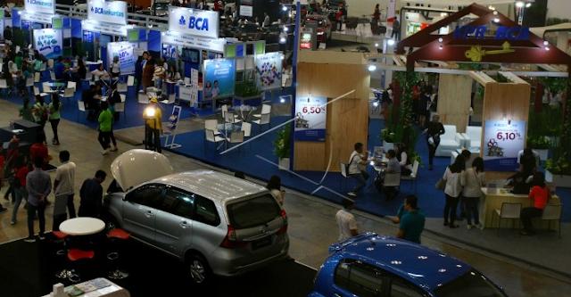 Dua Hal yang Paling Banyak Dicari: Kendaraan dan Properti.. Dapatkan di BCA Expo Hari Ini