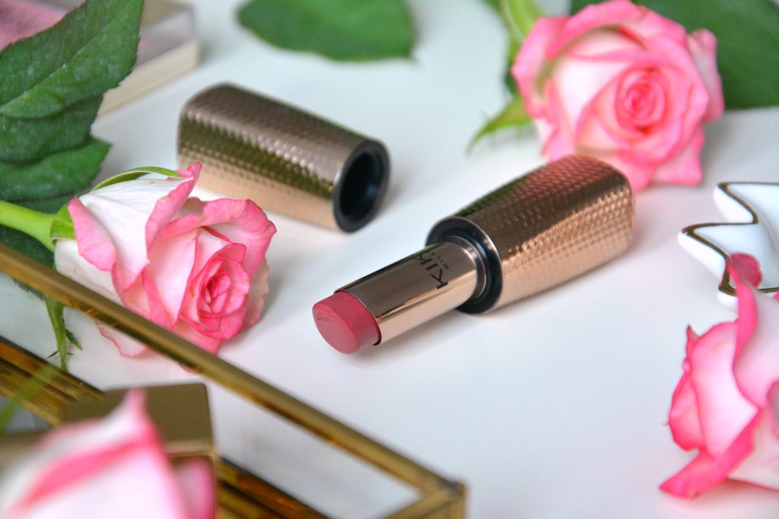 Kiko Lipstick; Fresh Pink Roses