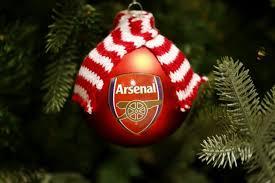 [Photo] Stars Have Fun At Arsenal Christmas Party