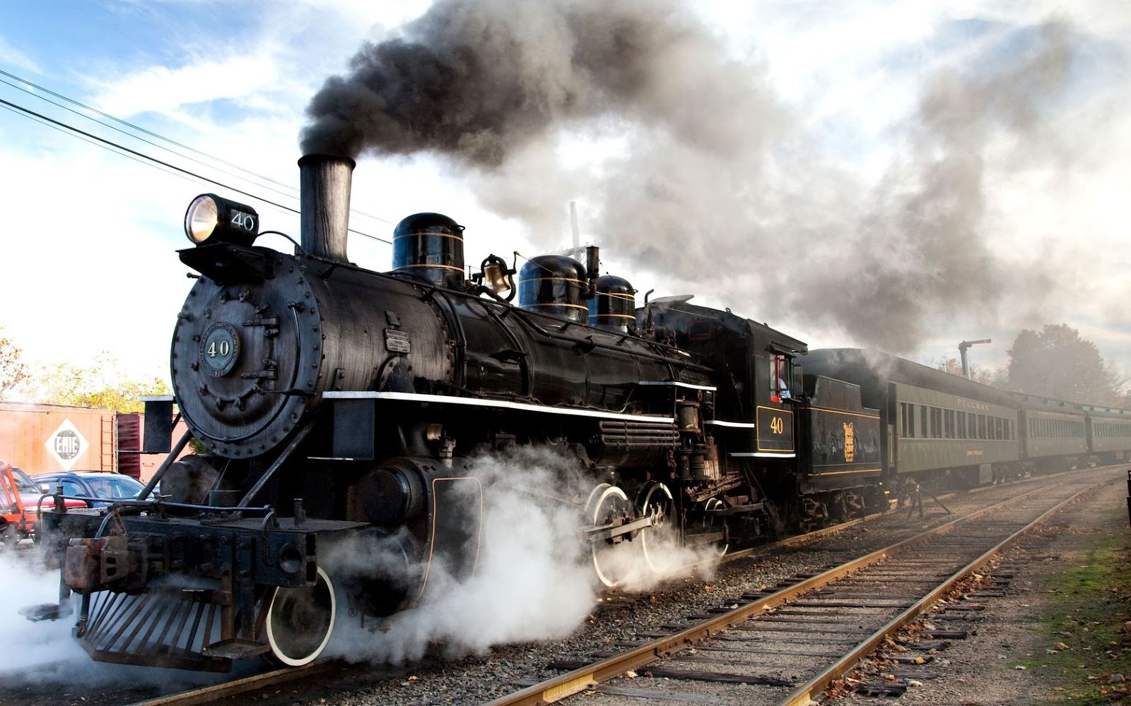 journey from steam locomotive to bullet train