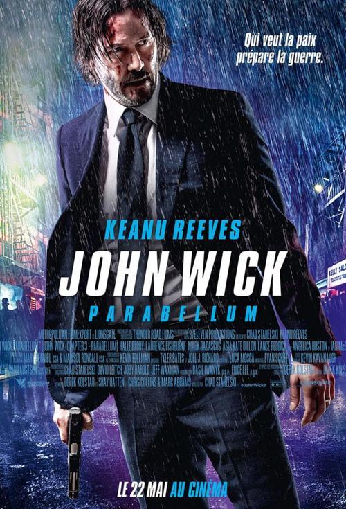 John Wick Parabellum [HDRip MD] [Streaming] [Telecharger]