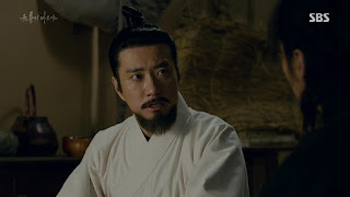 Sinopsis Six Flying Dragons Episode 35