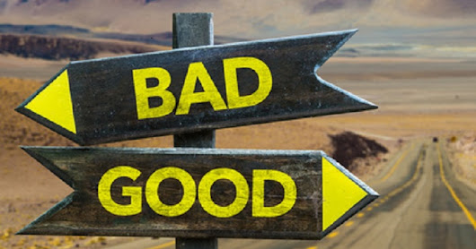 Bad is stronger than good
