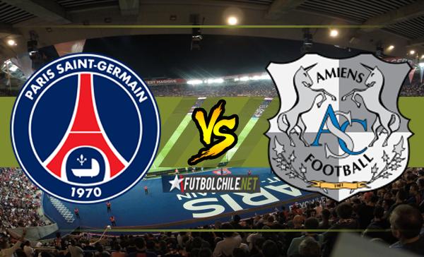 París Saint-Germain vs Amiens
