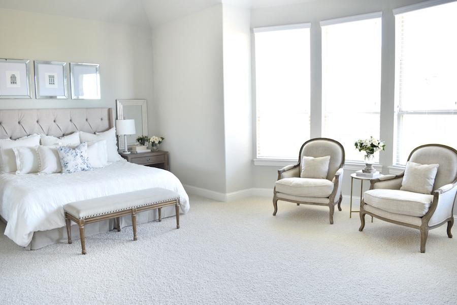 dormitorio glam chic interiores