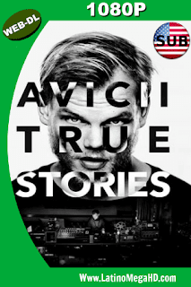 Avicii: True Stories (2017) Subtitulado HD WEB-DL 1080p - 2017