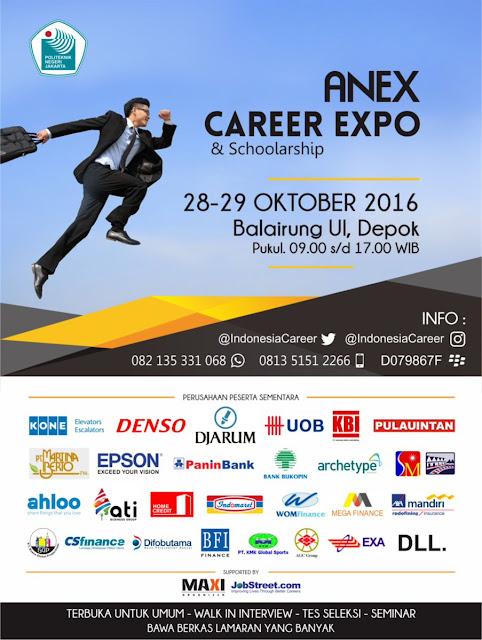 [Lengkap] Jadwal Job fair Depok terbaru 2016 - 2017