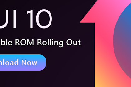 Fastboot ROM Miui 10 Redmi Note 4x Global Stable V10.2.3.0.NCFMIXM Release!