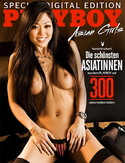 Playboy Alemania Special Edition – Asian Girls 2017 PDF Digital