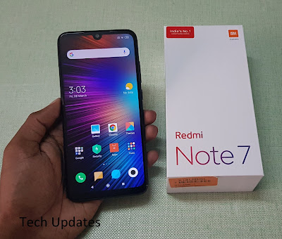 Redmi Note 7 Unboxing & Photo Gallery