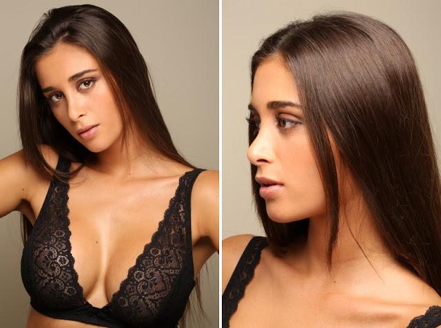 The Model of Albanian origin Jori Delli is fascinating the Italians