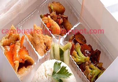 Foto Resep Aneka Menu Nasi Kotak Bandung Catering Sederhana Spesial Asli Enak