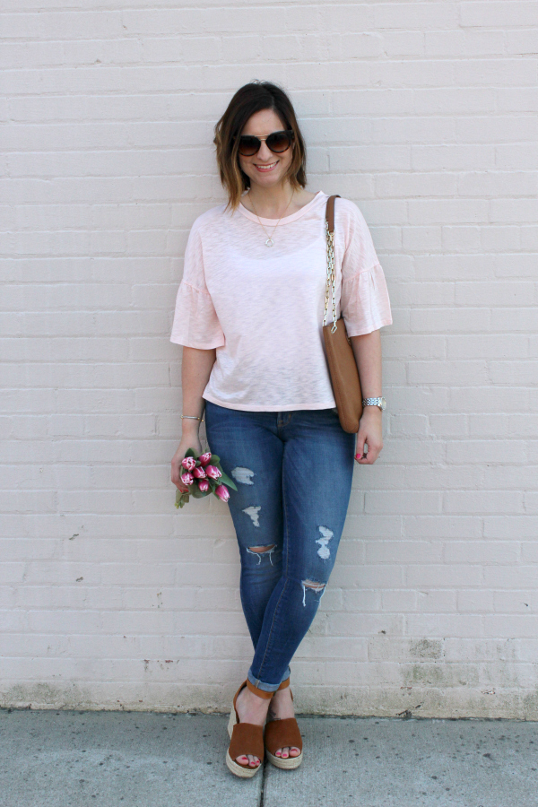 spring style, style on a budget, look for less, how to dress for spring, mom style, style blogger