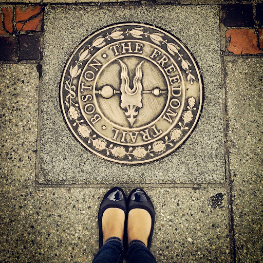 The Freedom Trail - Boston, MA | Taste As You Go