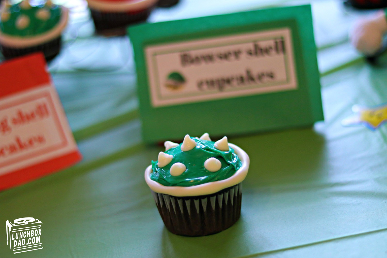 Lunchbox Dad How To Throw An Amazing Nintendo Themed Birthday Party