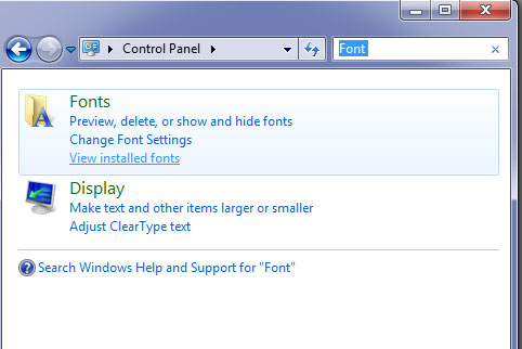sabaidee ສບາຍດີ: Install Lao Font and Keyboard for