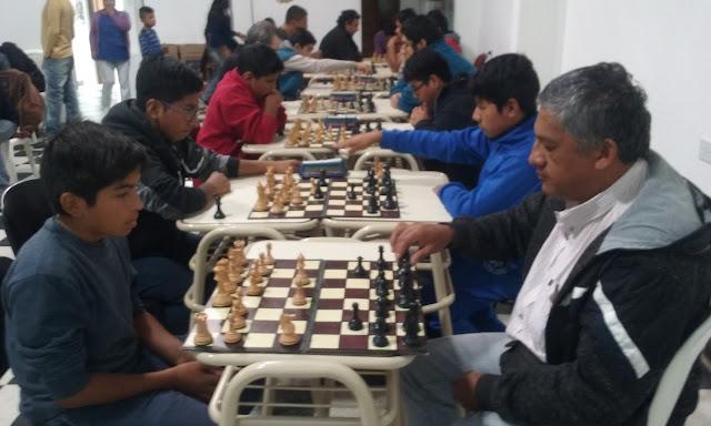 """Resultados del Torneo Adhesión """"Dia Grande de Jujuy"""""""