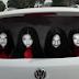 Pemandu Di China Guna Sticker Hantu Untuk Ajar Golongan Yang Suka Nyalakan Lampu Tinggi