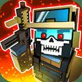 ikon Gambar sampul CUBE Z (Pixel Zombies)