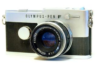 Olympus Pen FT