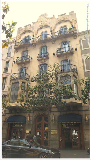 Barcelona; Conhecendo a Europa; sem guia; turismo na espanha; restaurante Bota Fumeiro;