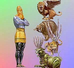 Mimpi dan berita gembira nabi daniel dan Nabi Isa as