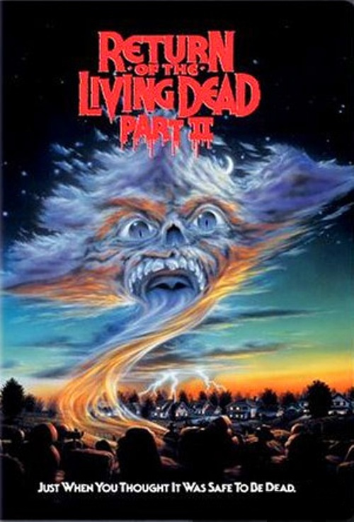 Return of the Living Dead 2 (1988) ผีลืมหลุม ภาค 2