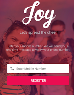 Joy Free Recharge Android Apps
