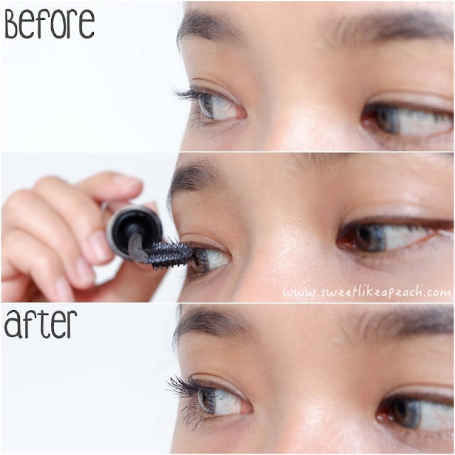 How to use Lancome Grandiose Mascara by Beauty Blogger Indonesia