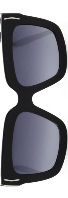 Givenchy 53MM Oversized Square Sunglasses