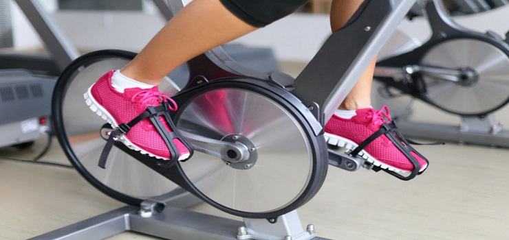 Exercise Stationary Bike For Weight Loss With Minimal Injury Risk