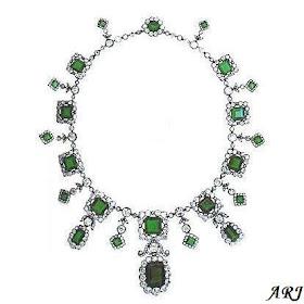 Artemisia's Royal Jewels: Italian Royal Jewels: Princess