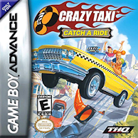 Crazy Taxi - Catch a Ride :PT/BR
