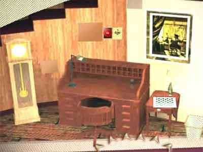 Solución Vintage Room Escape Juego