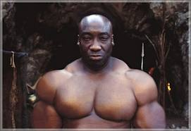Michael Clarke Duncan Professional United States superstars