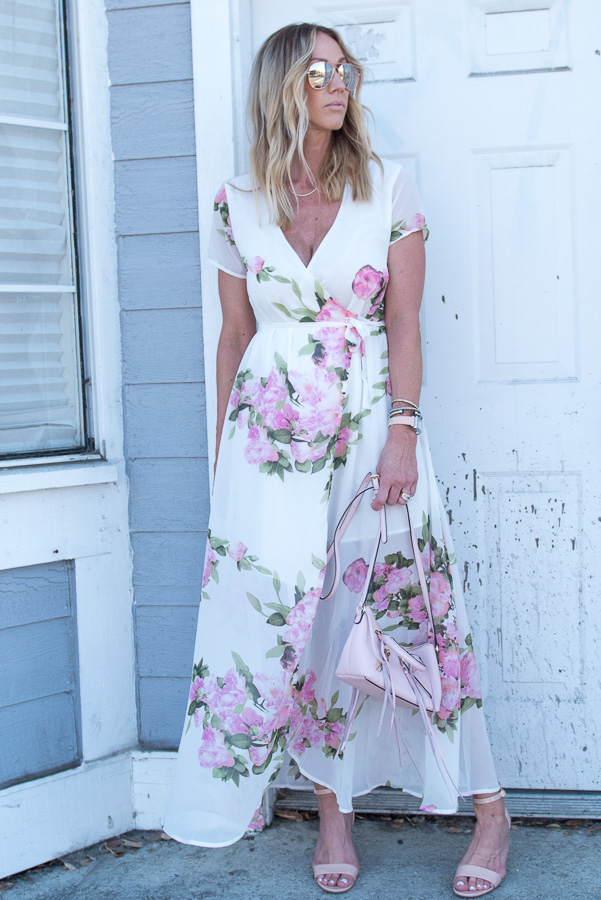 the perfect dress to wear to a summer wedding