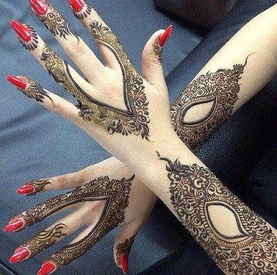 latest bridal mehndi designs 2017 for hands for full hands (5)
