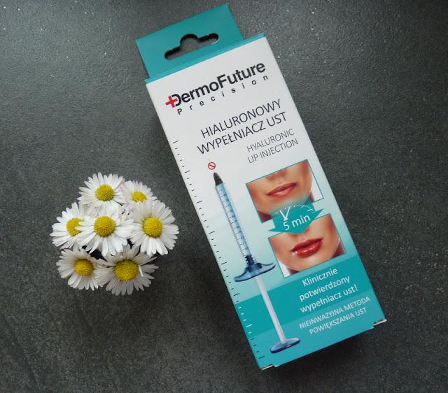 Mieć usta jak Angelina - DermoFuture Hialuronowy wypełniacz ust