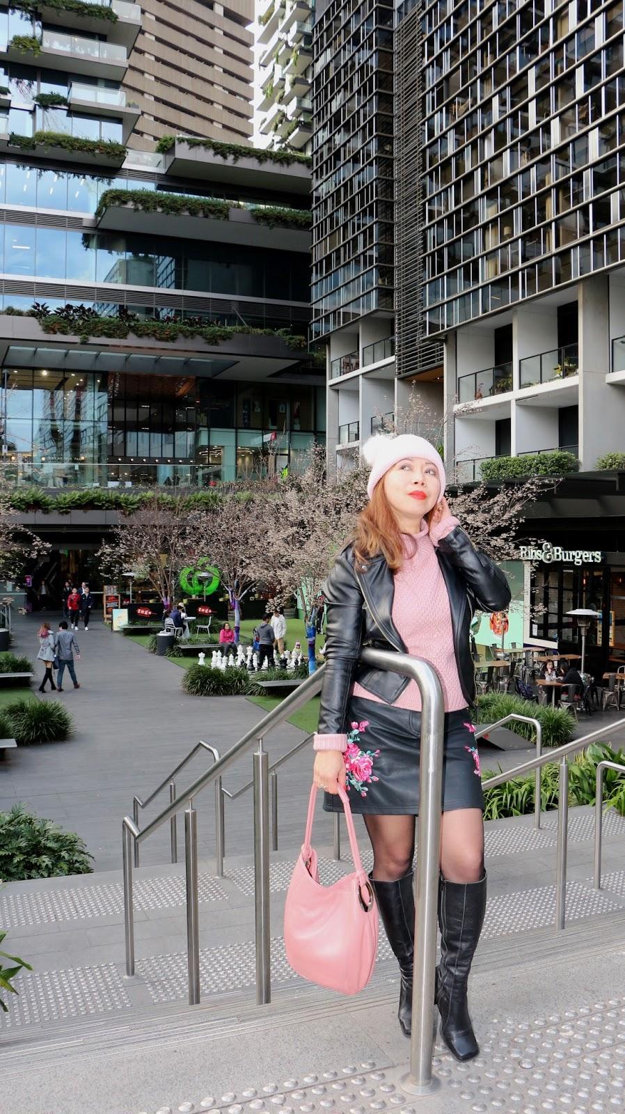 Central Park Mall blog