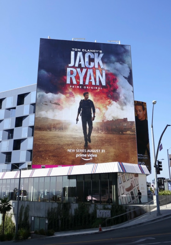 Jack Ryan season 1 billboard