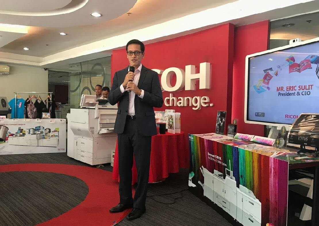 Ricoh ProC5200s Unveiled in PH; Reduces Print Costs While Delivering High-Volume Output