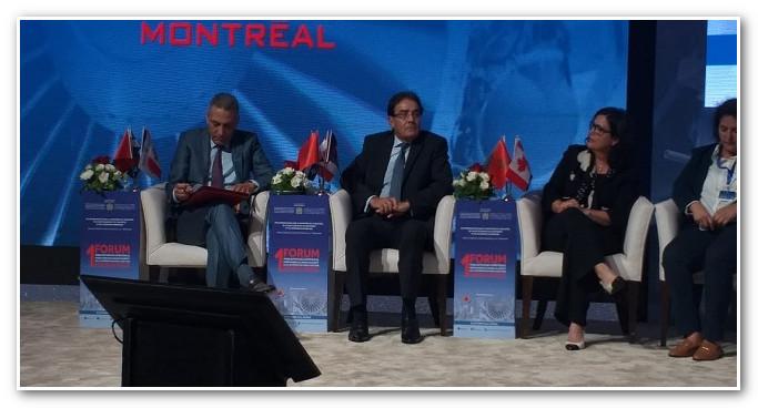 تعاون مغربي كندي في مجال صناعة الطائرات