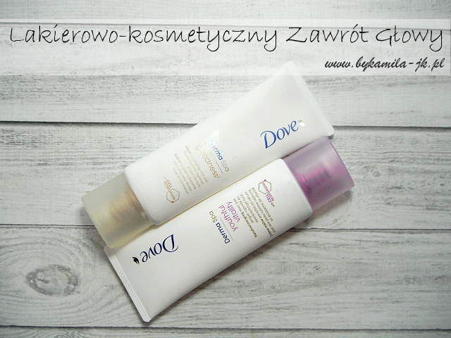 Dove krem do rąk Derma Spa Goodness Youthful Vitality