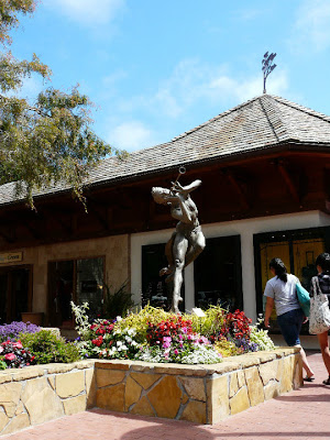 visite de Carmel USA