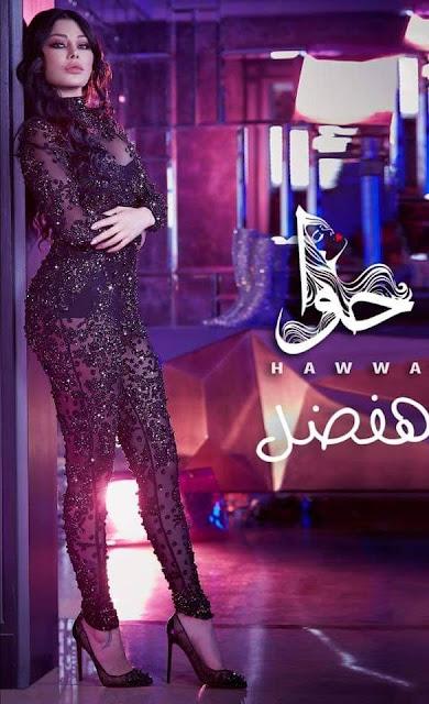 هيفا وهبي نجاح عربي كبير بعد طرحها ثلاث اغنيات فقط من البومها وترد على منتقدينها