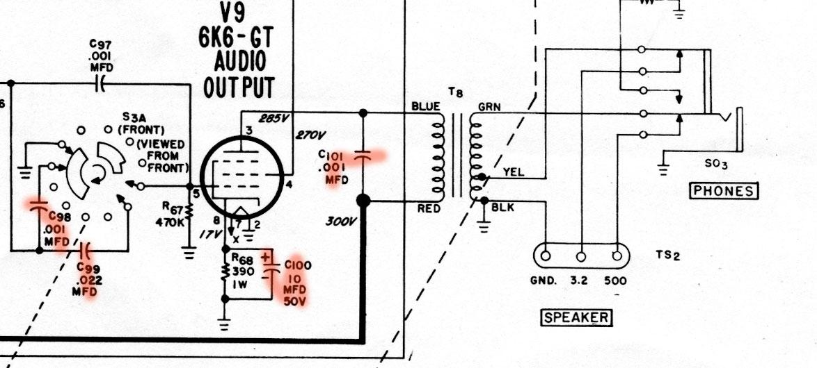 Vacuum Tube Radios, Test Equipment, and Random Analog