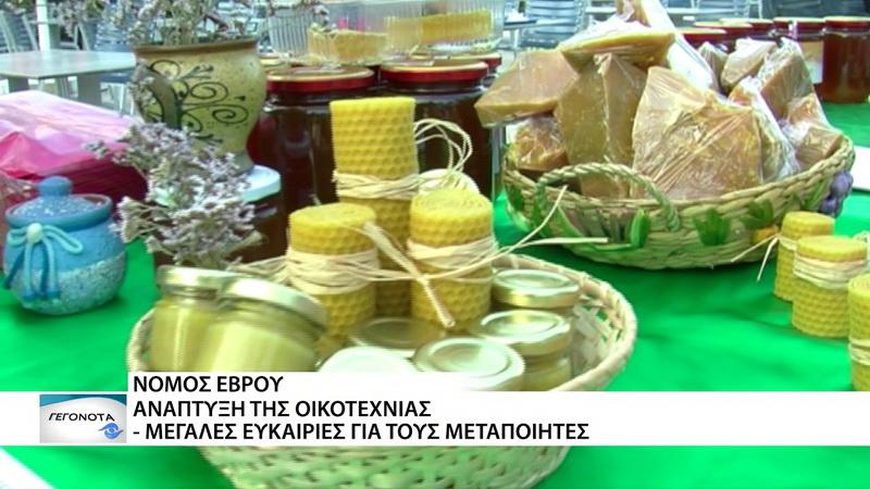 Σαμοθράκη: Ενημερωτική συνάντηση «Οικοτεχνία: Πώς μπορώ να πουλώ νόμιμα τα προϊόντα μου ως αγρότης και κτηνοτρόφος»