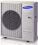 Pompe à chaleur Samsung monobloc unité extérieure