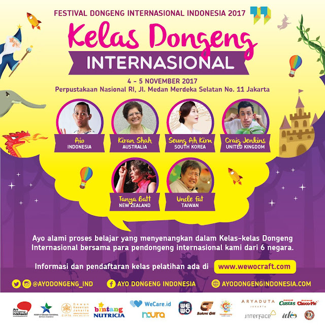 Festival Dongeng Internasional Indonesia